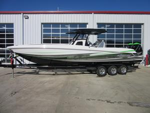 New Sunsation 32 CCX Center Console Fishing Boat For Sale