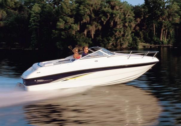 2002 Used Chaparral 205 SSE Cruiser Boat For Sale - $8,995