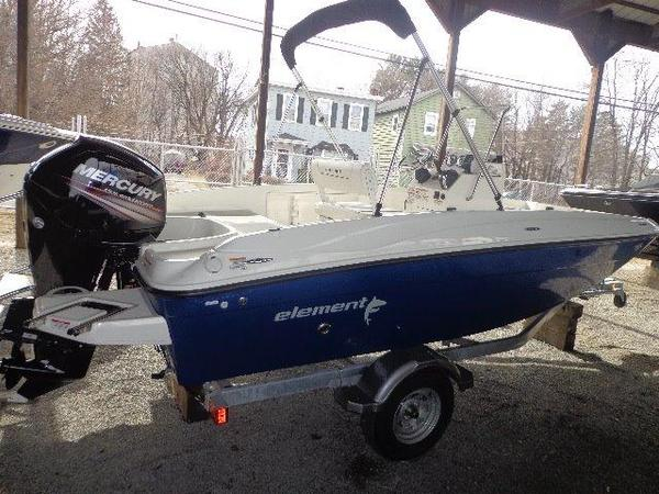 New Bayliner Element F18 Bowrider Boat For Sale