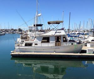 Used Chb Trawler 34 Trawler Boat For Sale
