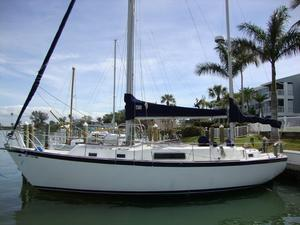 Used Irwin 37 Cruiser Sailboat For Sale