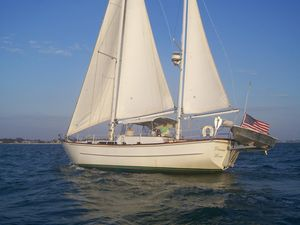 Used Nautical Development 56 Cruiser Sailboat For Sale