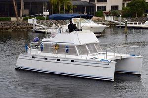 Used Pdq 34 Power Catamaran Power Catamaran Boat For Sale