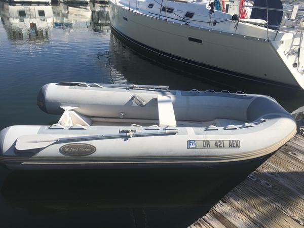 Used West Marine Rib-350 Tender Boat For Sale