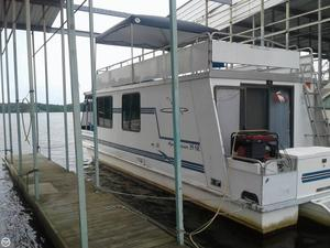 Used Catamaran Cruisers Aqua Cruiser 35 SE House Boat For Sale
