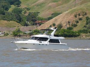 Used Navigator 5000 Flybridge Boat For Sale