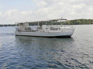 Used Darling Deck Yacht Bowrider Boat For Sale
