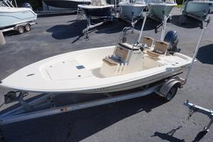 Used Scout 177 Sportfish Saltwater Fishing Boat For Sale