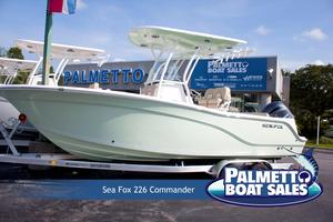 New Sea Fox 226 Commander High Performance Boat For Sale