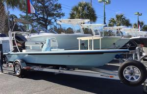 New Maverick 18 Hpx-v Center Console Fishing Boat For Sale