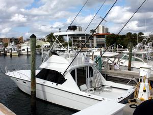 Used Magnum Sport Fishing Sports Fishing Boat For Sale