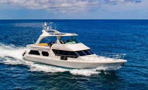 Used Bluewater 65 Legacy Motor Yacht For Sale