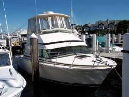 Used Bertram Sport Fish Convertible Fishing Boat For Sale