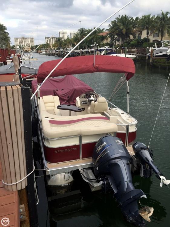 Used Bennington 2875 Pontoon Boat For Sale