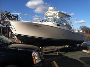 Used Albemarle 280 Express Fisherman Express Cruiser Boat For Sale