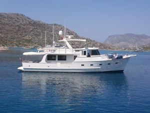 Used Fleming 55 Motor Yacht For Sale