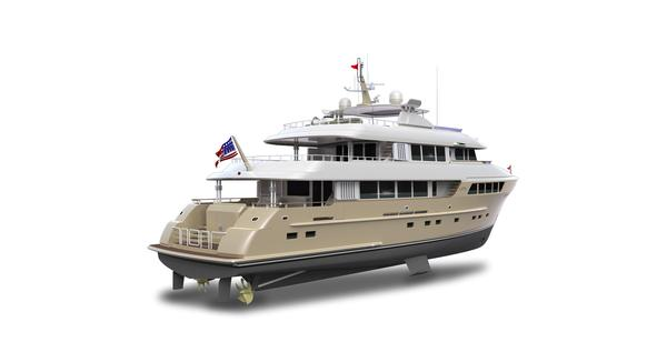New Outer Reef Yachts 115' Explorer Motor Yacht For Sale