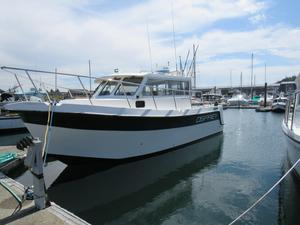 Used Osprey Pilothouse Boat For Sale