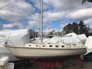 Used Allmand Sloop Sailboat For Sale