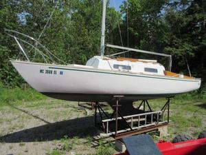 Used Hinterhoeller Shark 24 Cruiser Sailboat For Sale