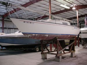 Used Mirage M 24 Daysailer Sailboat For Sale