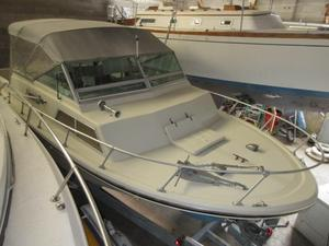 Used Stamas 26 Fisherman Cruiser Boat For Sale