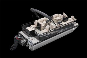 Used Tahoe Pontoon Sport 2080 Fish N Cruise Pontoon Boat For Sale