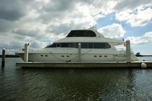 Used Lazzara 76 Grand Salon Motor Yacht For Sale
