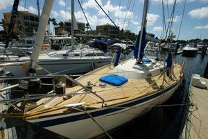 Used Hallberg-Rassy HR 39 MKII Cutter Sailboat For Sale