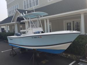 Used Regulator 21 Forward Seating Saltwater Fishing Boat For Sale