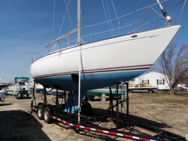 Used Morgan Cruiser Sailboat For Sale