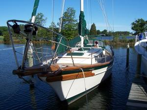 Used Cabo Rico Cruiser Sailboat For Sale
