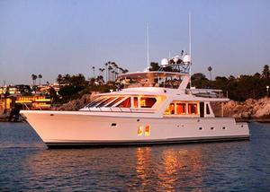 New Offshore 66/72 Pilothouse Motor Yacht For Sale