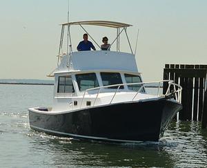 Used Bruno & Stillman Down East Fly Bridge Downeast Fishing Boat For Sale