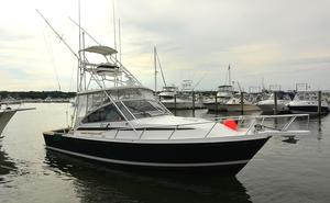 Used Blackfin 33 Combi Express Cruiser Boat For Sale