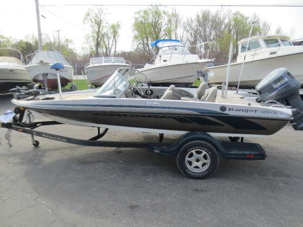 Used Ranger 180 Reata Bass Boat For Sale