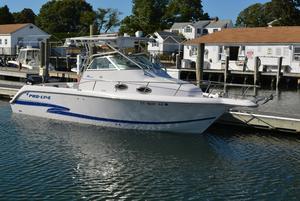 Used Proline 26 Walk Around Cuddy Cabin Boat For Sale