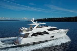 New Regency Pilothouse 65 Motor Yacht For Sale