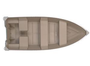 New Polar Kraft Dakota V 1470 L Commercial Boat For Sale