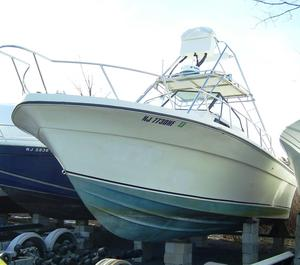 Used Proline 28 Walkaround Sports Fishing Boat For Sale