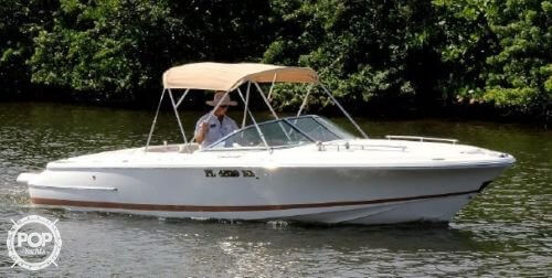 Used Chris-Craft Lancer 22 Rumble Bowrider Boat For Sale