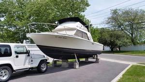 Used Phoenix 29 Convertible Saltwater Fishing Boat For Sale