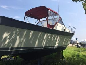 Used Alura 30 Classic Downeast Fishing Boat For Sale