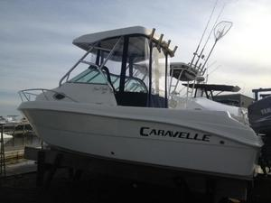 Used Caravelle Sea Hawk 210 Walk Around Cuddy Cabin Boat For Sale