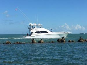 Used Mirage Yachts 61 Sportfish Sports Fishing Boat For Sale
