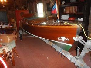 Used Chris White Antique Outboard Runabout Antique and Classic Boat For Sale