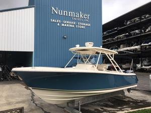 Used Pursuit S 280 Sport Saltwater Fishing Boat For Sale