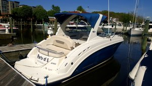 Used Chaparral Signature 250 Cruiser Boat For Sale