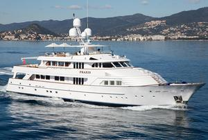 Used Feadship Full Displacement Ocean Going Motor Yacht For Sale