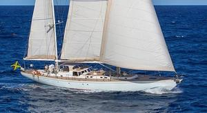 Used Giorgetti & Magrini Custom Cruising Ketch Sailboat For Sale